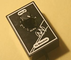 MIDI-IF for monotron (original)