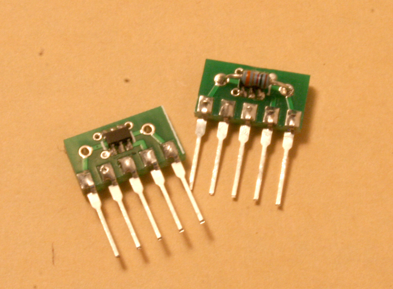 Matched Pair NPN module with T.C